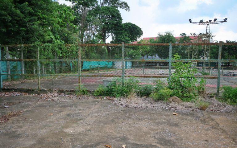 Город теннисных корто́в