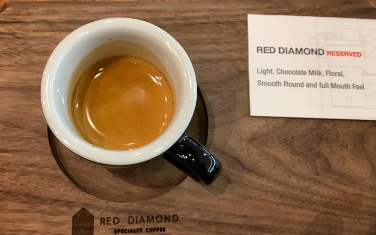 Red Diamond & Ministry of Roasters