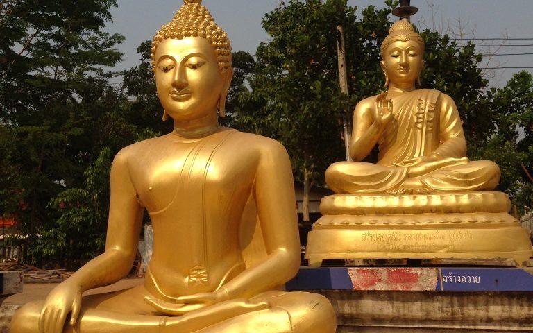 Будды, оба два