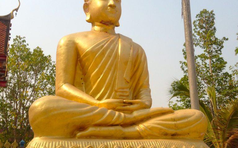 Будда большой и маленький