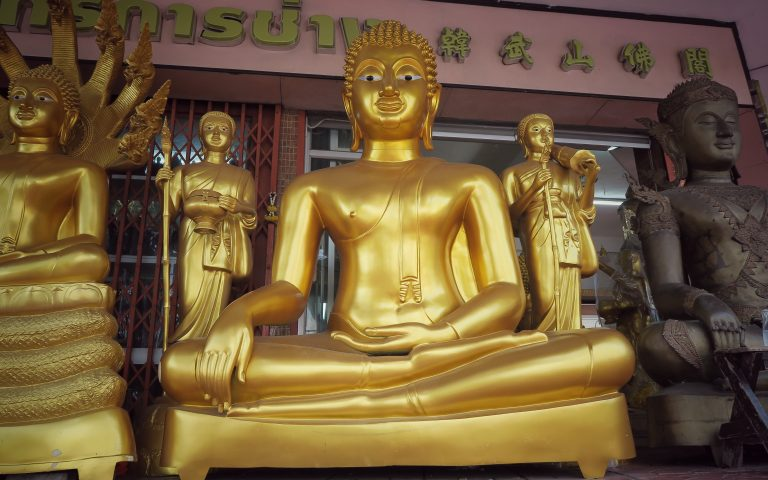 Городские Будды