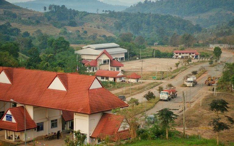 Пограничный переход Muang Chet Ton