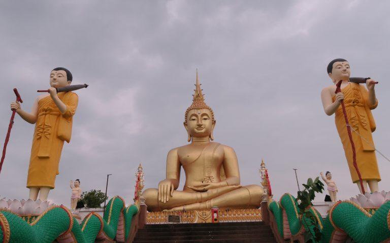 Будда не один