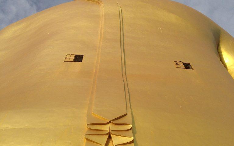 Обратная сторона Будды №37