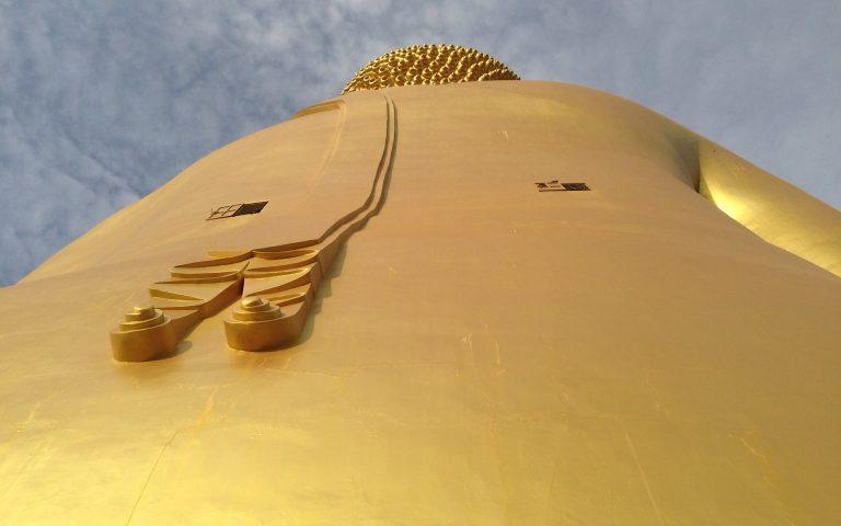 Обратная сторона Будды №40