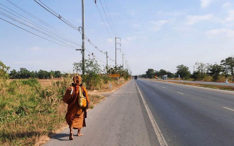 Классический странствующий монах